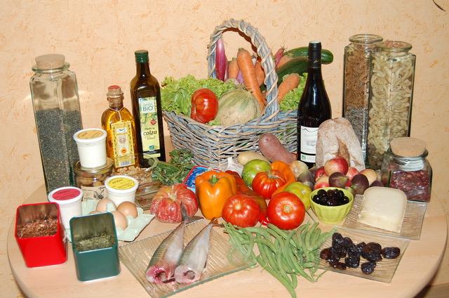 Nutrition Santé, la variété