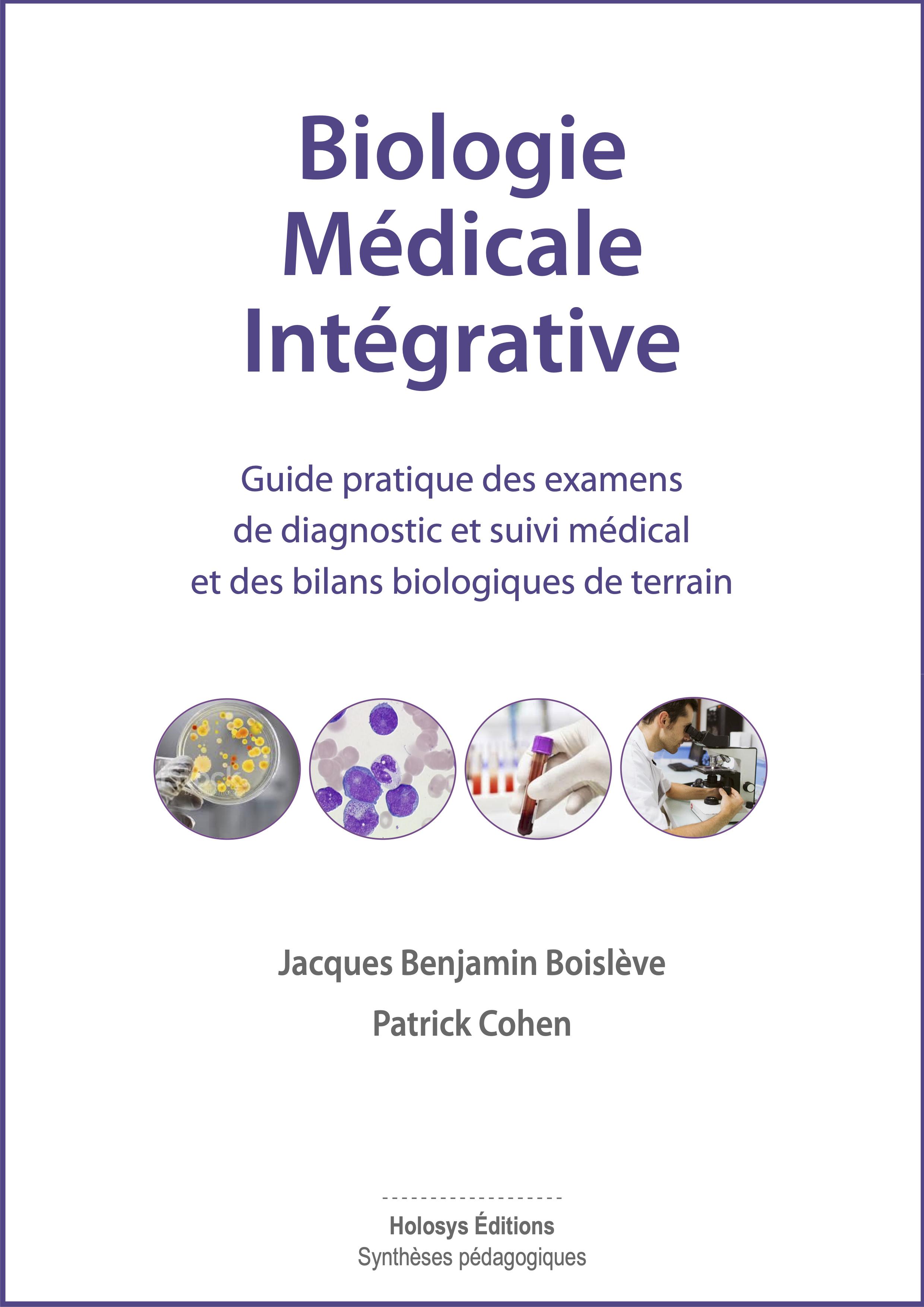 Analyses médicales et nutrition