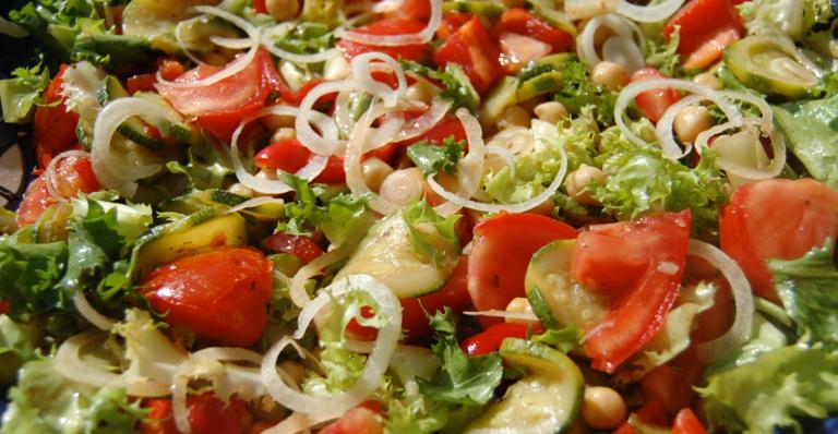 Salade - Nutrition santé essentielle
